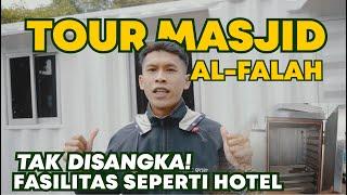 Tour Masjid Raya Al-Falah Sragen: Tak Disangka, FASILITAS SEPERTI HOTEL!