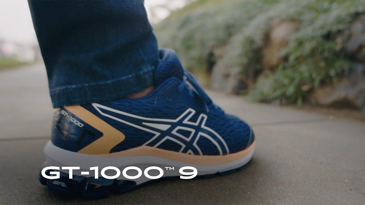 ASICS | GT-1000™ 9 Kids Product Video