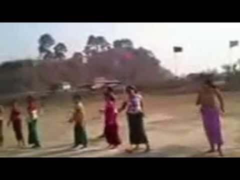 2014 PDA yaoshang sports women dancing on JB songs