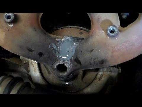 JB Weld Extreme Heat REVIEW on repairing Exhaust Manifold Cracks