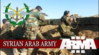 Arma 3 - Syrian Arab Army | Oil Station Assault