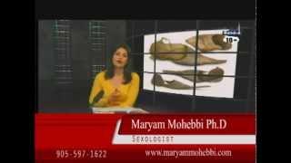 Maryam Mohebbi  سایز آلت جنسی مرد و کفش او