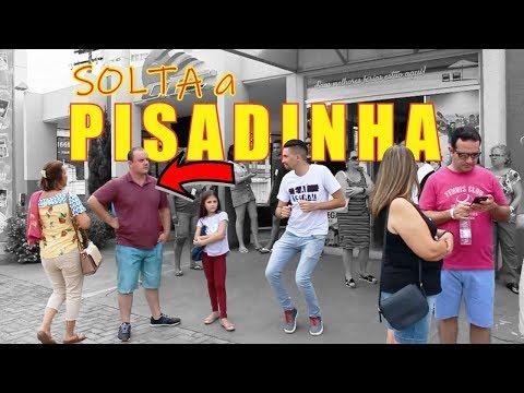 DESAFIO COM DESCONHECIDO TOCA PISADINHA 2018 - CHALLENGE DO NORDESTE