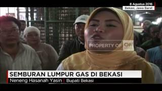 Download Video Semburan Lumpur di Bekasi, Bupati Minta Proyek Dihentikan MP3 3GP MP4