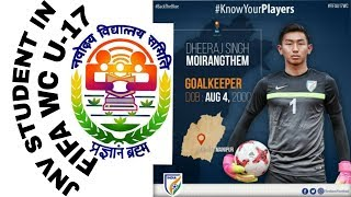 A Navodayan student Representing India in FIFA WORLD CUP UNDER 17 s...