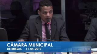 João Paulo Moreira - Pronunciamento 11.01.2017