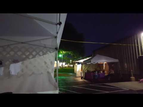 Lisburn carnival & more lightning