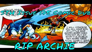STH Issue 175 Comic Dub 💙RIP ARCHIE