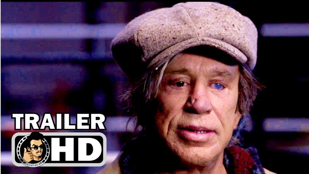 TIGER Trailer (2018) Mickey Rourke, Janel Parrish Boxing ...