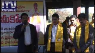 Jitendra Atluri wants SwarnAndhra Pradesh