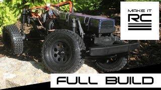 MST CMX 1/10 RC Crawler Full Build thumbnail