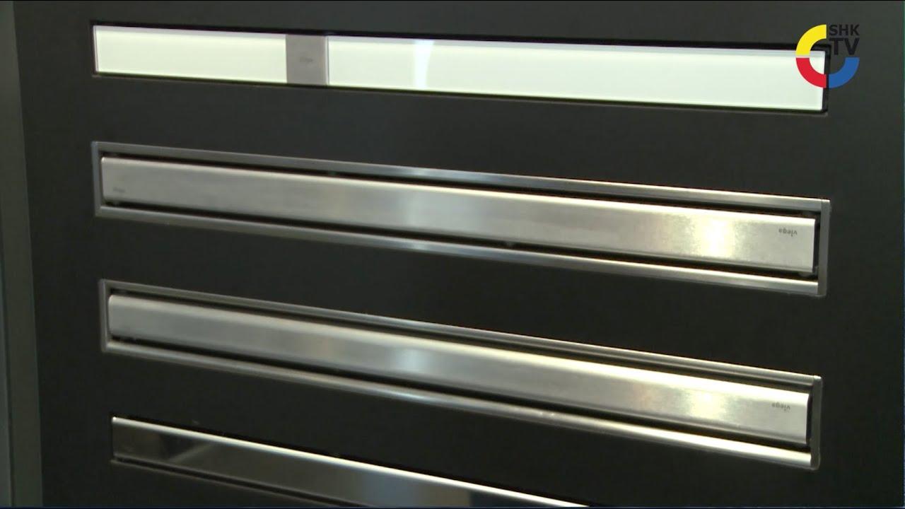 viega advantix duschrinne youtube. Black Bedroom Furniture Sets. Home Design Ideas