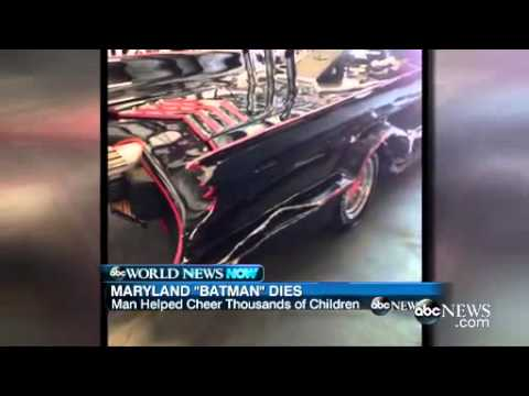'Route 29 Batman' Killed in Car Crash