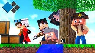 НАШ ОСТРОВ В ТОП 10! СКАЙБЛОК С ПОДПИСЧИКАМИ 5 СЕЗОН! 1 СЕРИЯ! Minecraft SkyBlock