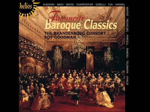Favourite Baroque Classics—The Brandenburg Consort, Roy Goodman (conductor)