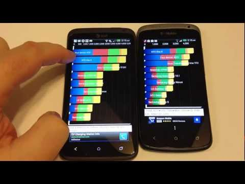 AT&T HTC One X Vs. T-Mobile HTC One S Review