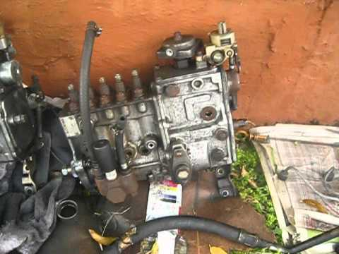Mercedes diesel injection pump teardown doovi for Mercedes benz fuel injector problems