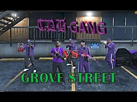 gang vs club