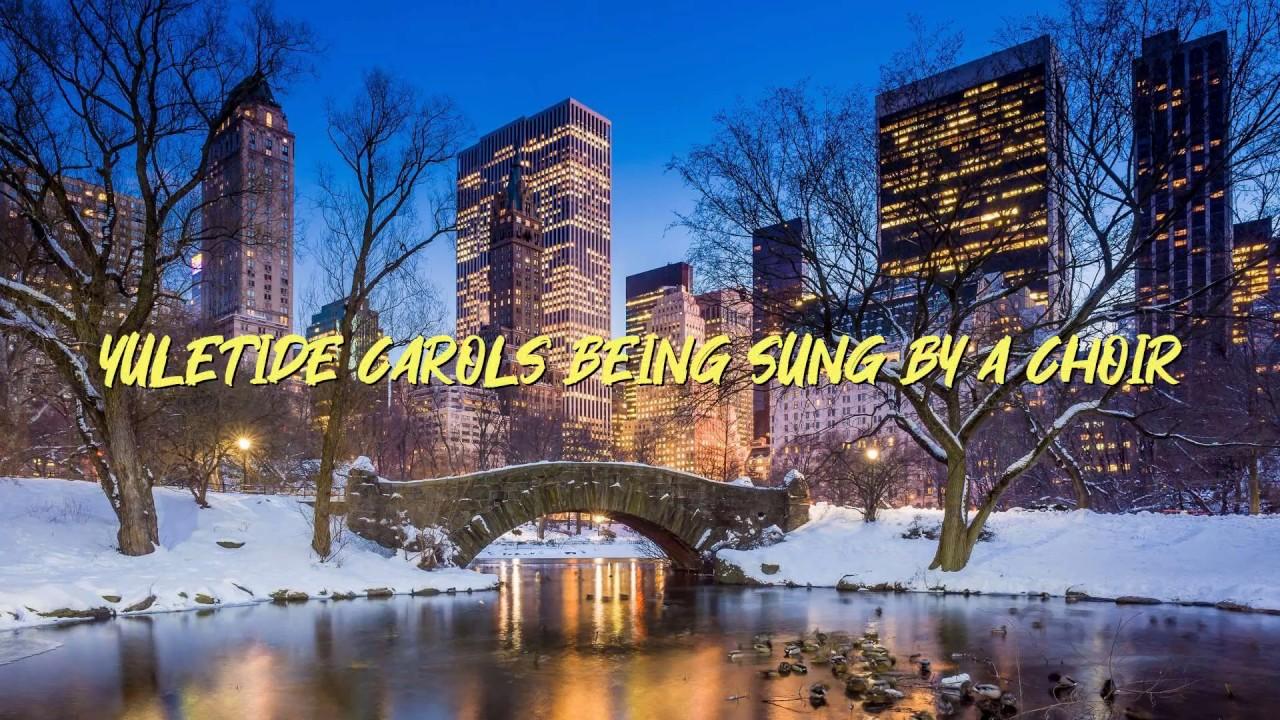 BLACKPINK ROSÉ - 'THE CHRISTMAS SONG (Nat King Cole COVER)' Lyrics - YouTube