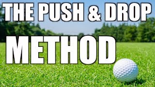 how to lower your handicap with the PUSH AND PULL METHOD