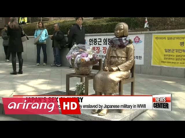 Korean Slaves Of Japanese Army First Ever Dear Kitty Some Blog