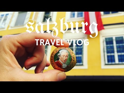 WHAT TO SEE IN SALZBURG AUSTRIA IN ONE DAY ⏳🎻🏰