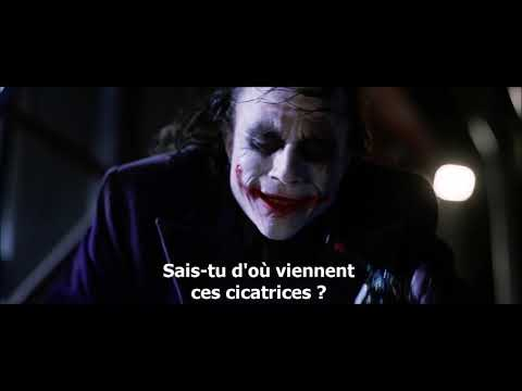 The Dark Knight (2008) - The Joker's Last scene (VOSTFR)