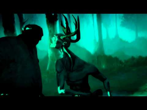 Massive Attack ft. Mos Def - I Against I (HD Animated Version)