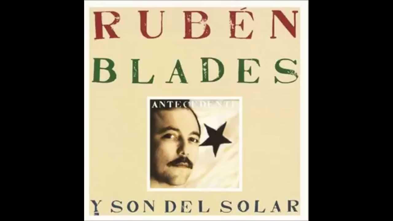 Rubén Blades - La Marea
