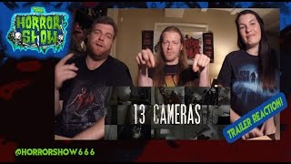 """13 Cameras"" Trailer Reaction - The Horror Show"