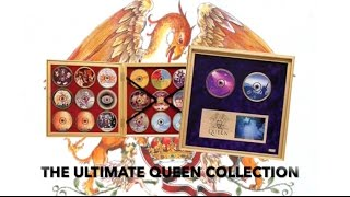 Baixar [182] The Ultimate Queen Collection CD Cabinet Unboxing (1995)