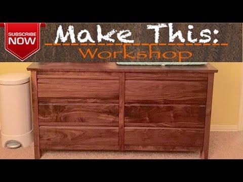 Genevieve's Dresser build video