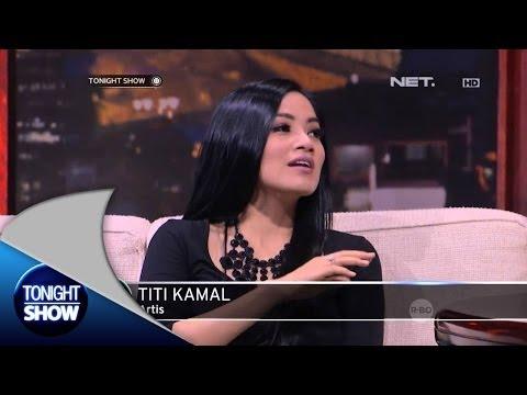 Titi Kamal si Cantik Berambut Indah