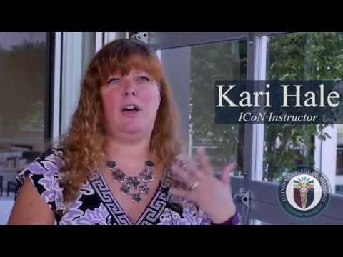 Nursing Curriculum, Kari Hale ICoN Instructor