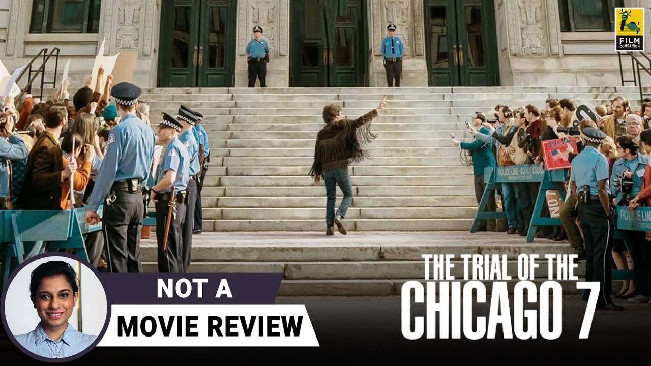 Netflix's 'The Trial of the Chicago 7': Separating fact from fiction