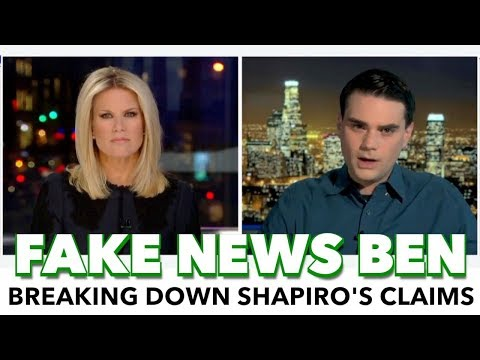 Shapiro: National Walkout Was 'Activated' By The Media