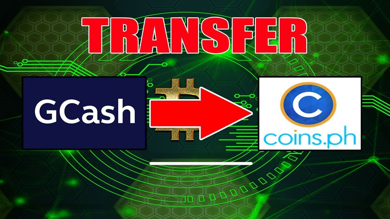 How to Transfer Funds From GCash to Coins ph