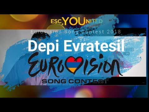 Armenia: Depi Evratesil 2018 - Song Reaction & Ranking (Eurovision 2018)