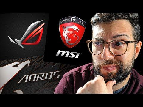 ¿Quién hace las mejores placas? AORUS vs MSI vs ASUS: Explicación VRM en Español