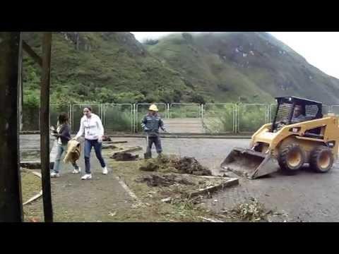 Parque de la Cienega es reilitado por la Policía Comunitaria y Celec