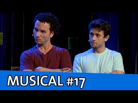 LÁGRIMAS NÃO SÃO ARGUMENTOS - MUSICAL #17