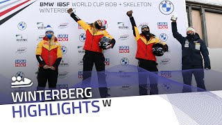 Nolte/Levi have something to smile about | IBSF Official