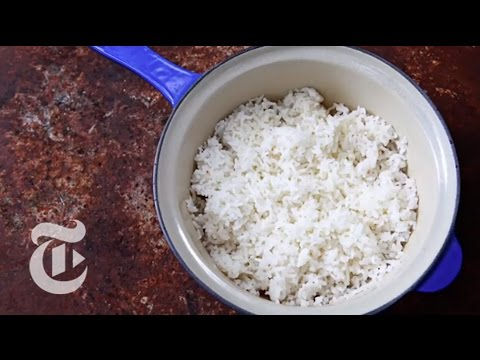 No-Stick, No-Fuss, No-Fail Rice Recipe | The New York Times