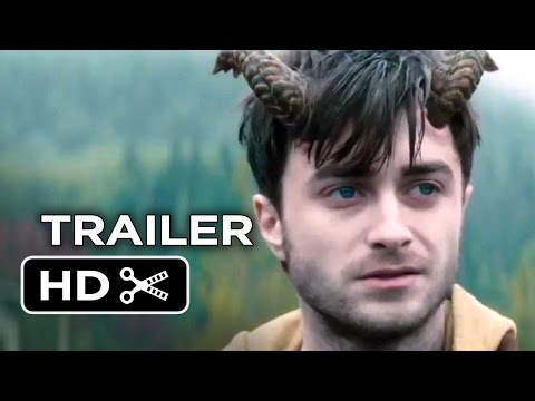 Thumbnail: Horns Official Trailer #1 (2014) - Daniel Radcliffe, Juno Temple Movie HD