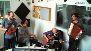 Honig - In My Drunken Head (detektor.fm-Session)