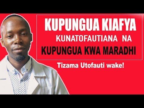 kupungua-uzito-kiafya-ni-tofauti-na-kwa-maradhi.-njia-sahihi-ya-kuondoa-kitambi-na-uzito