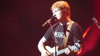 Ed Sheeran - Perfect Live @ Boston, 9/22/2017