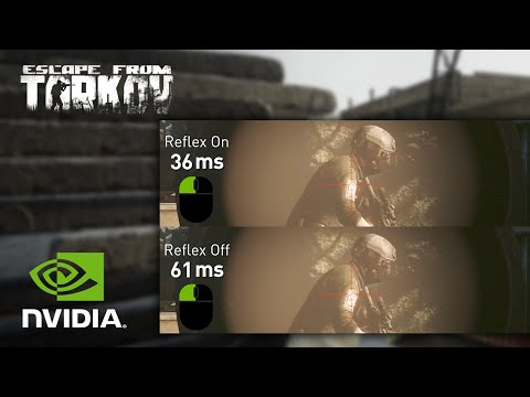 NVIDIA Reflex Low Latency Mode Coming to Escape From Tarkov