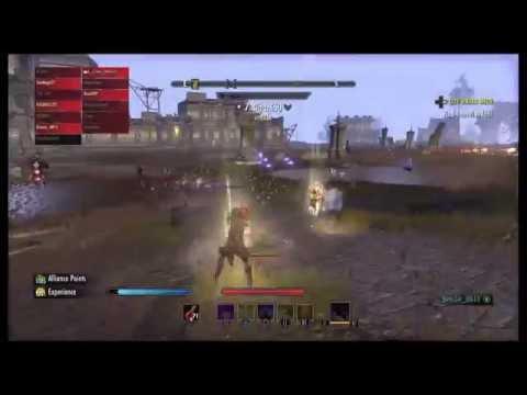 The Elder Scrolls Online: Magic Templar Emperor