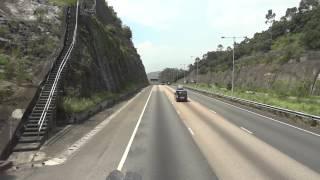 青朗公路(大欖隧道出口)